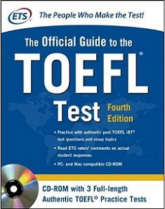 Click here to read M.Andrew's review of the Official Guide to the TOEFL Test by ETS (2012).