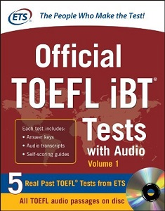 Click here to read M.Andrew's review of Official TOEFL iBT Tests - Volume 1